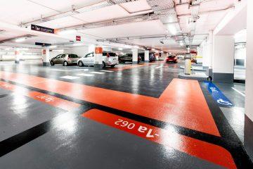 rendement place de parking