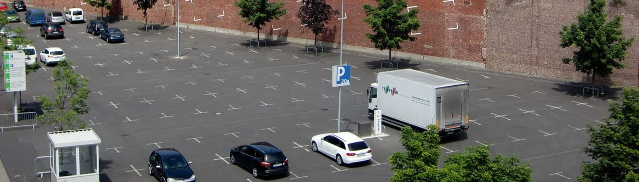 Exploiter les défauts du parking