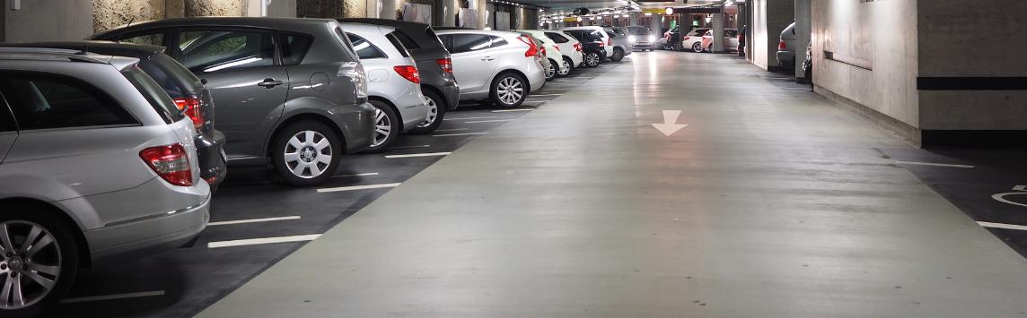 parking en copropriété - parking